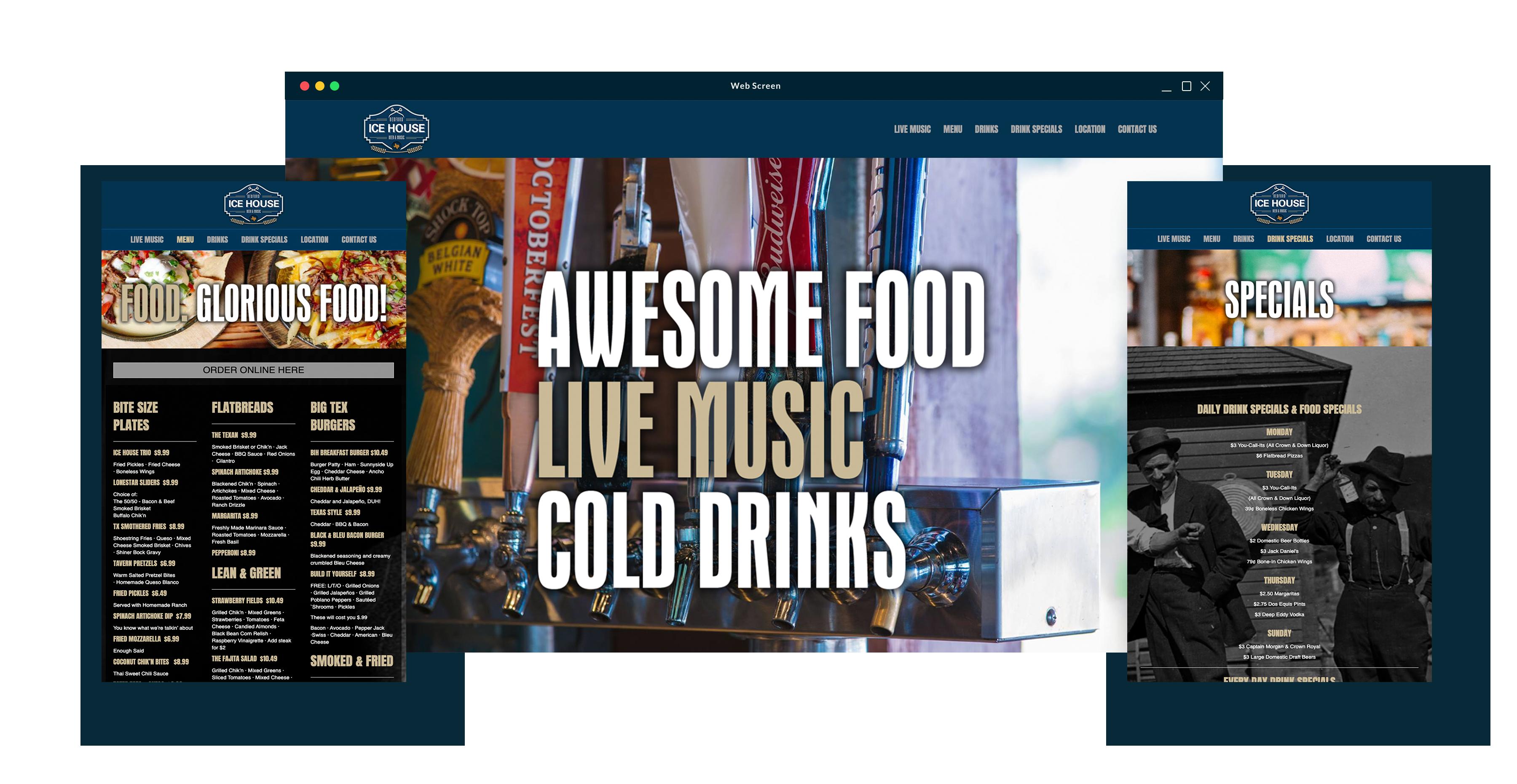 BIH-Website-Mock